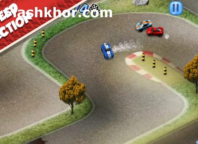 بازی دریفت برای کامپیوتر  pc ماشینی آنلاین