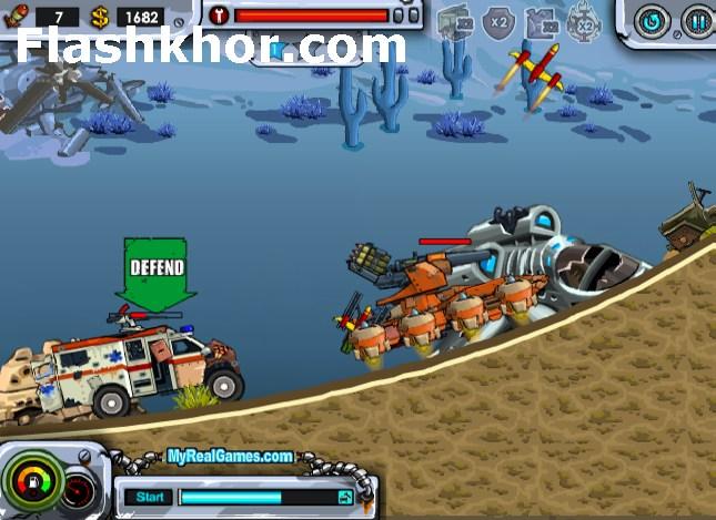 بازی مسابقه مرگ مرگبار 3 pc آنلاین