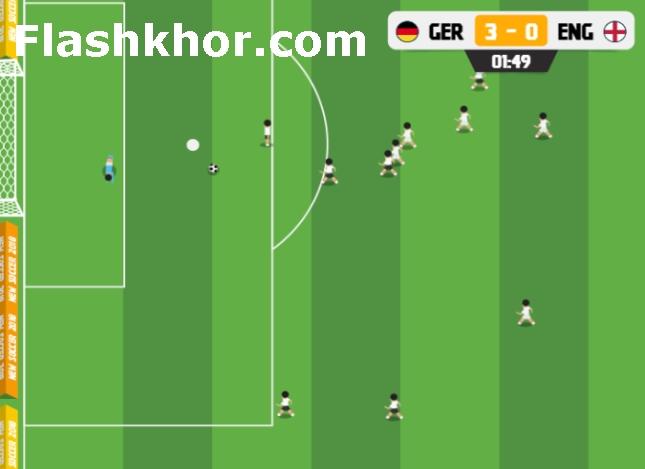 بازی فوتبال 2018 آنلاین