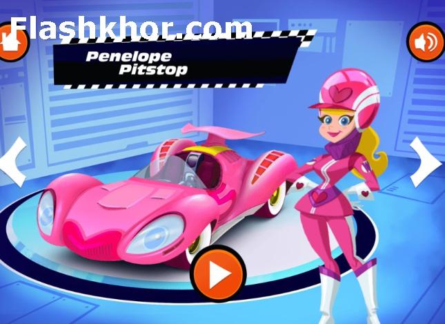 بازی ماشین سواری دخترانه باربی آنلاین