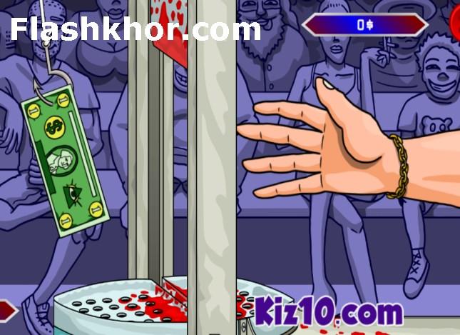 بازی میلیونر بی دست 2 اندروید آنلاین