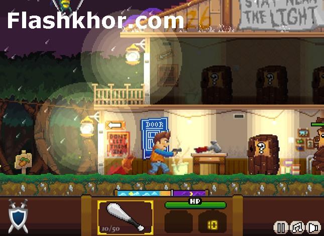 بازی جنگی تفنگی برای کامپیوتر آنلاین جدید