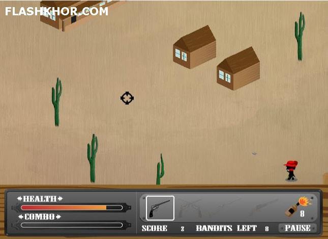 بازی آنلاین gringo bandido large فلش