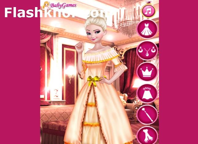 بازی عروسی السا و انا دخترانه سلطنتی و مدرن