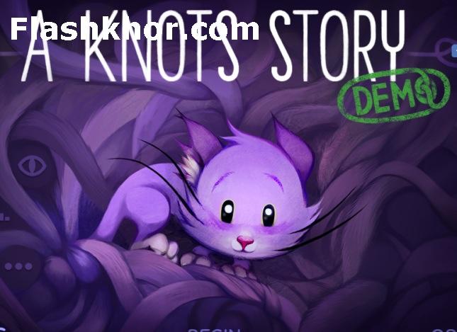 بازی داستان گربه ملوس آنلاین ماجراجویی