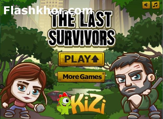 بازی آخرین بازمانده از ما برای کامپیوتر آنلاین