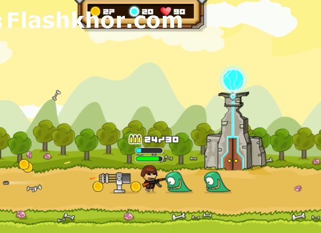 بازی ارتشی برای کامپیوتر سرباز آنلاین