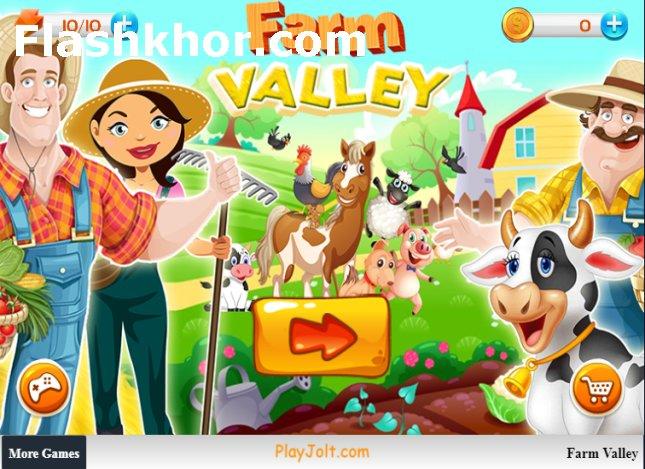 بازی کشاورزی 2019 برای کامپیوتر آنلاین