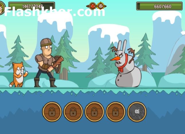 بازی جنگی برای کامپیوتر رایگان اسکار شجاع