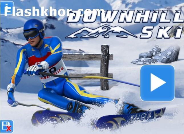 بازی اسکی سواری در برف اندروید کامپیوتر
