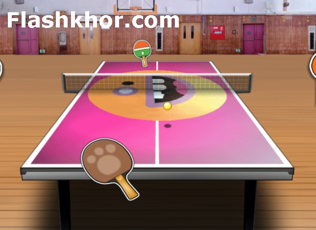بازی پینگ پنگ حرفه ای اندروید کامپیوتر آنلاین