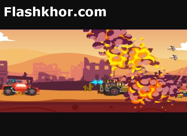 بازی جنگ ماشین ها اندروید کامپیوتر آنلاین
