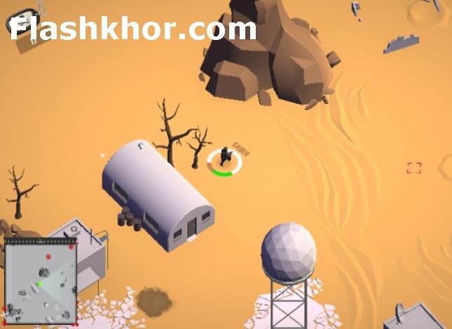 بازی خمپاره انداز انلاین برای کامپیوتر جدید