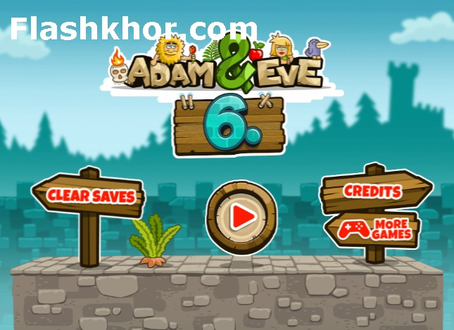 بازی فکری جدید برای کودکان آدم و حوا 6