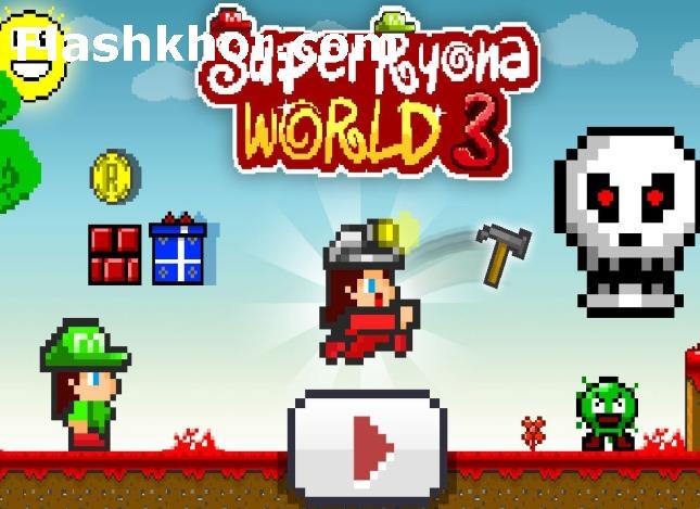 بازی ماریو قارچ خور برای کامپیوتر جدید آنلاین