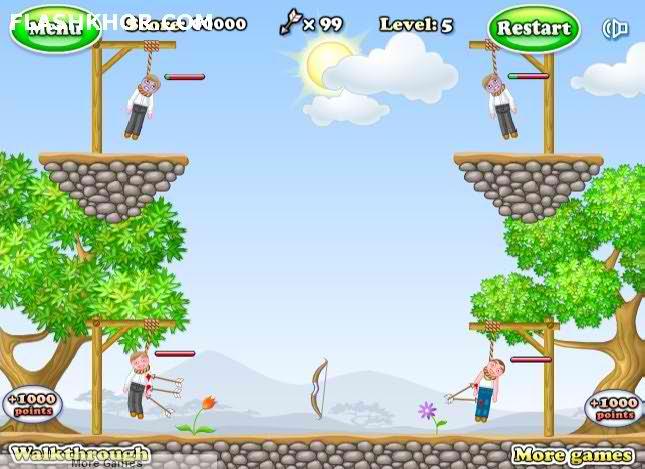 بازی آنلاین gibbets2 levelpack فلش