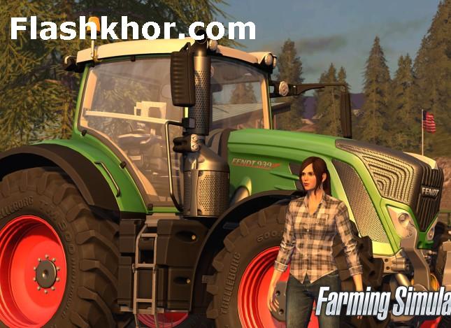 بازی شبیه سازی کشاورزی برای کامپیوتر کم حجم آنلاین