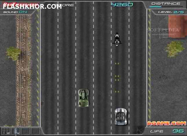 بازی آنلاین deus racer 2 فلش