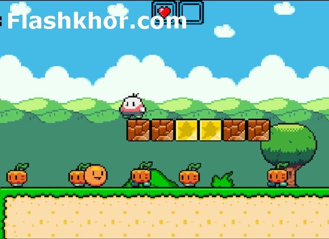 بازی قارچ خور جدید اندروید ماریو بدون دیتا