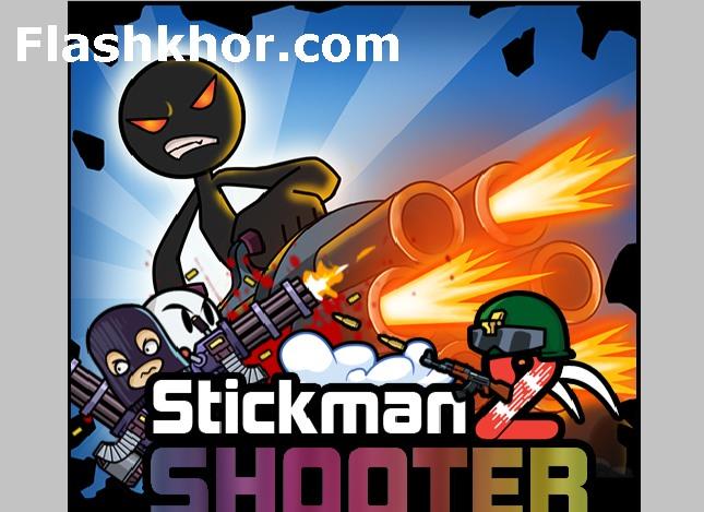 بازی استیکمن وار 2 تفنگی اندروید کامپیوتر