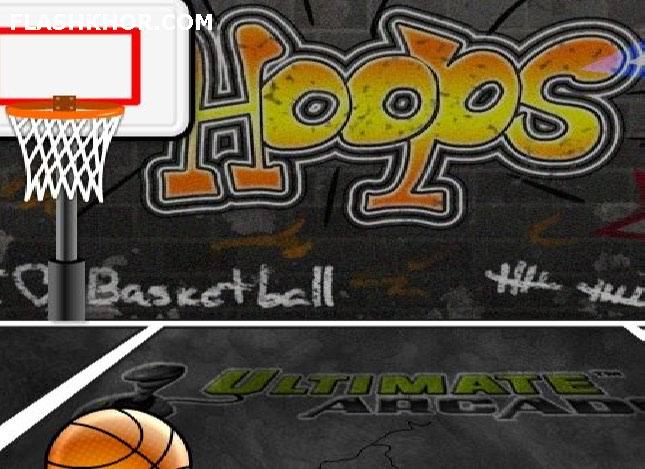 بازی آنلاین Ultimate Mega Hoops فلش