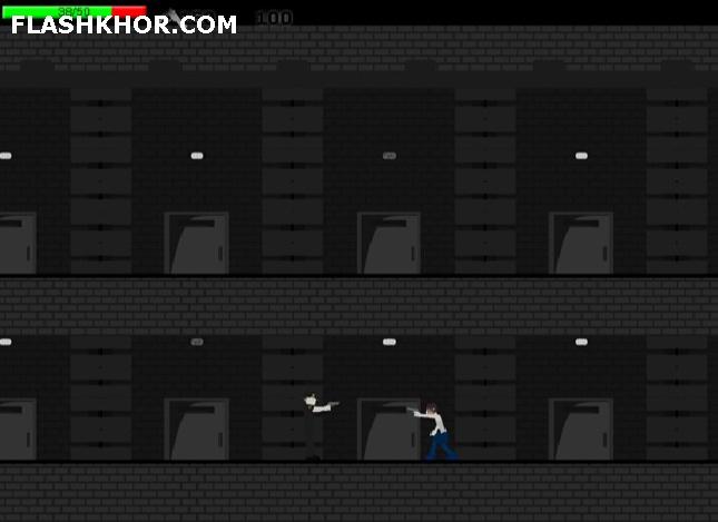 بازی آنلاین جک فراری - تیرانداری فلش
