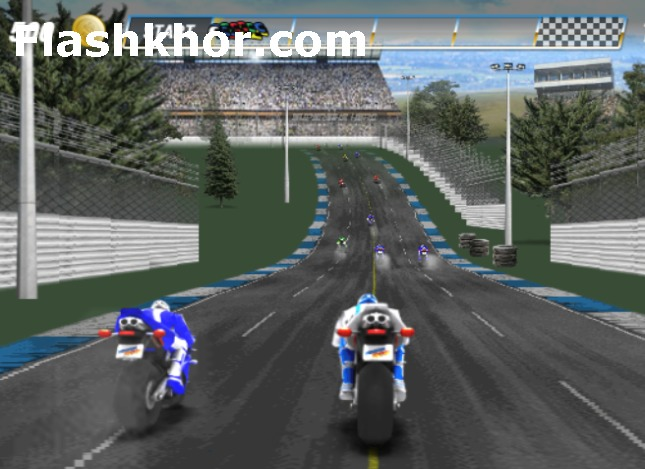 بازی موتور مسابقه ای برای اندروید گوشی رالی