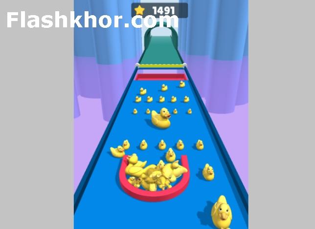 بازی توپ جمع کن سه بعدی اندروید کامپیوتر آنلاین