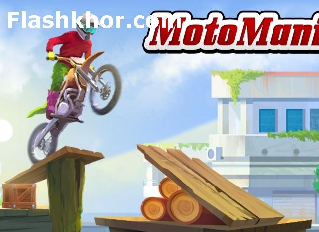 بازی موتور کراس مرحله ای اندروید کامپیوتر آنلاین
