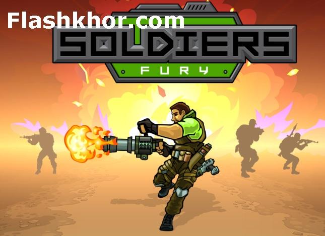 بازی سربازان گمنام اندروید کامپیوتر آنلاین