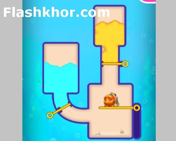 بازی ماهی کوچولو انلاین اندروید کامپیوتر
