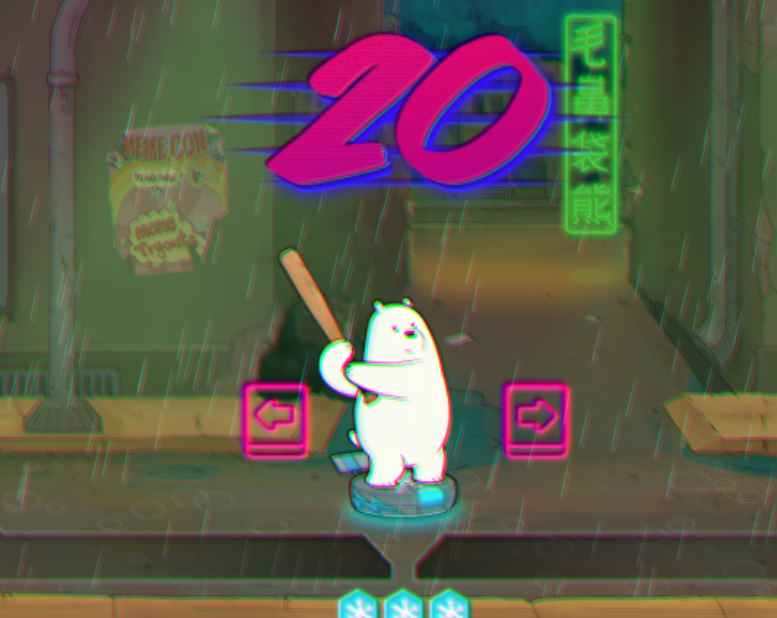 بازی رزمی مبارزه ای جنگی خرس های کله فندقی انلاین
