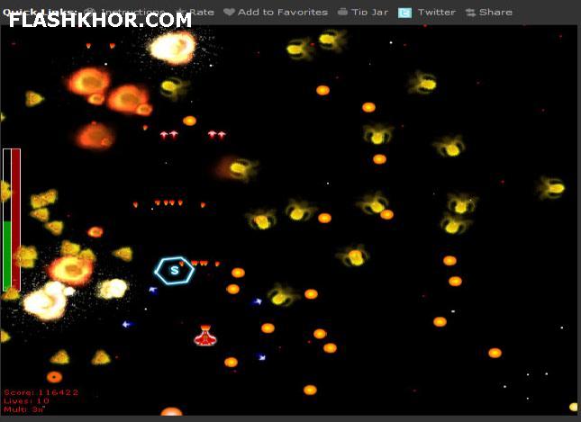 بازی آنلاین red fluxion فلش