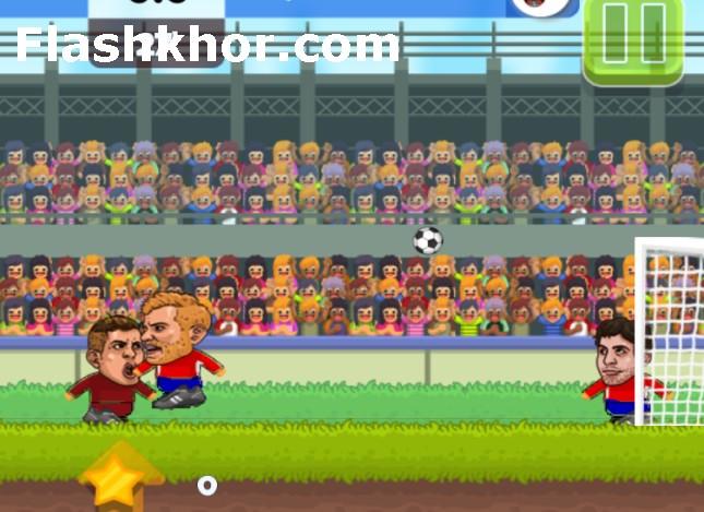 بازی آنلاین فوتبال بین کله ها جام جهانی 2018 اندروید