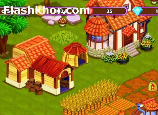 بازی مزرعه داری برای کامپیوتر بدون اینترنت آفلاین