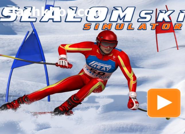 بازی اسکی سافاری روی برف قدیمی اندروید