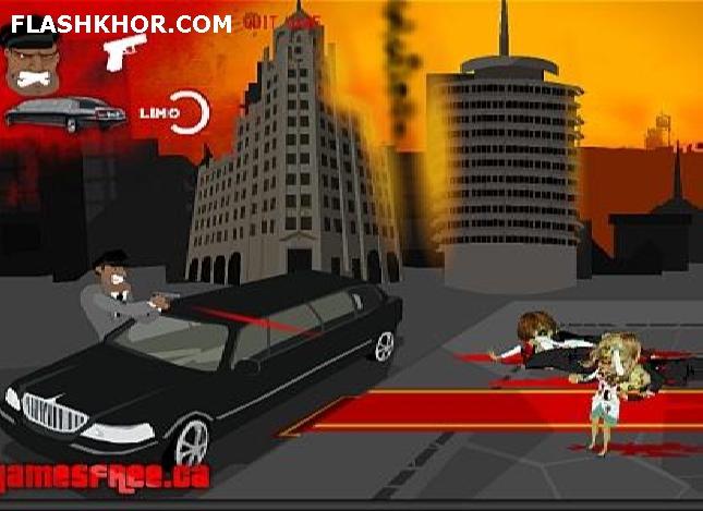 بازی آنلاین طلوع ستاره - زامبی تیراندازی فلش