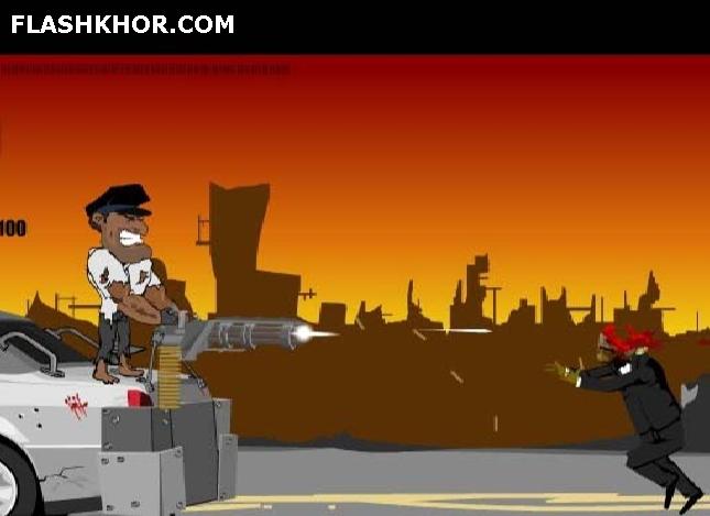 بازی آنلاین طلوع ستاره 2- زامبی تیراندازی فلش