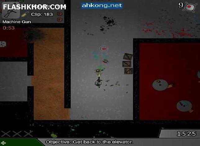 بازی آنلاین موزه علمی تخیلی - تیر اندازی فلش