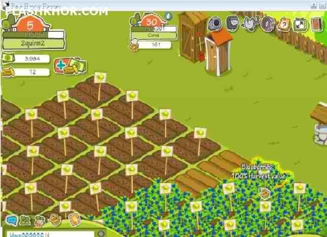 بازی آنلاین دختر مزرعه داری سخت کوش - دخترانه دو نفره چند فلش
