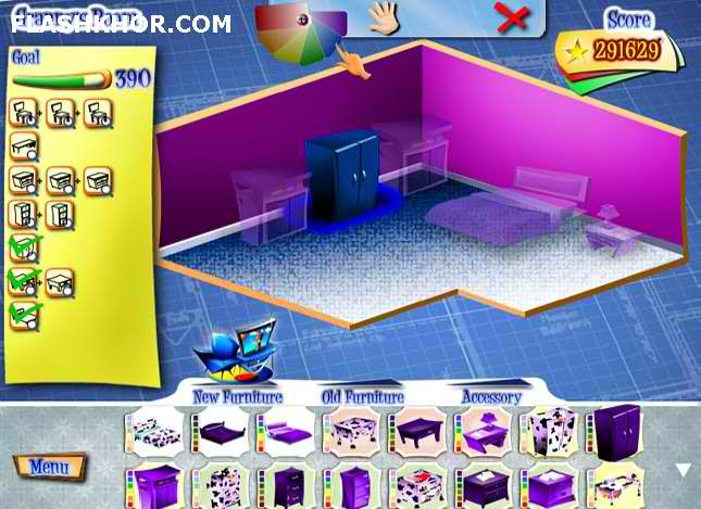 House remodeling games online