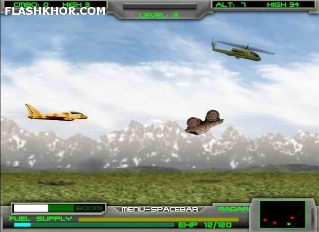 بازی آنلاین تانک آی - اکشن فلش