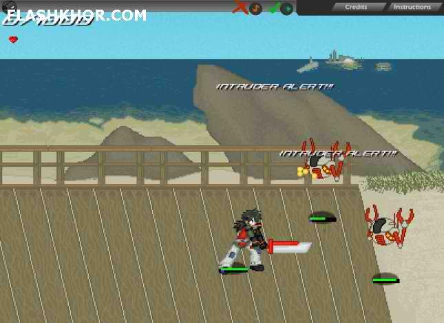 بازی آنلاین نیروی دفاع ویژه - اکشن فلش