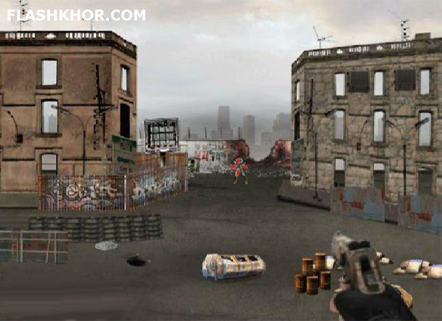 بازی آنلاین نیروی نهایی 3 - تیر اندازی جنگی فلش