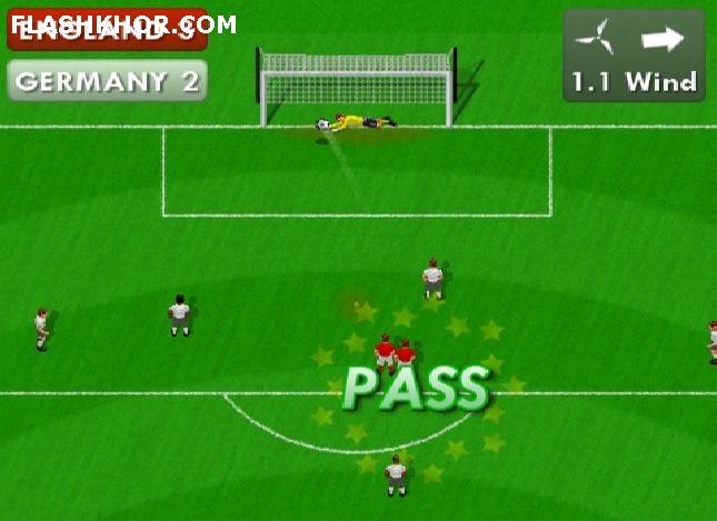 بازی آنلاین فوتبال فوق ستاره جدید - ورزشی فلش