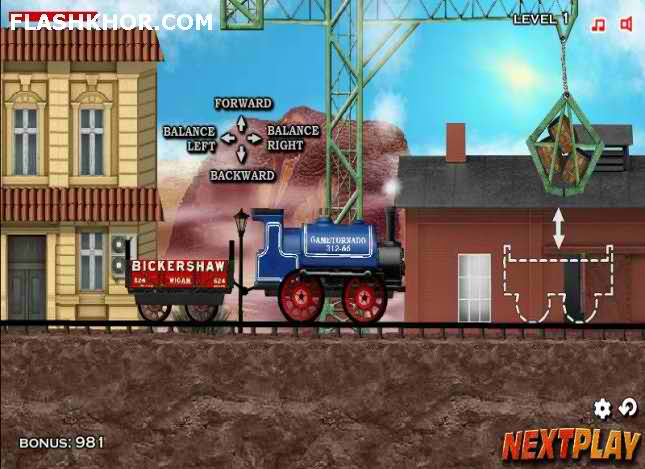 بازی آنلاین عشق قطار سواری - ورزشی اکشن فلش