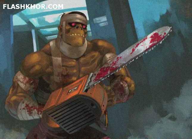 بازی آنلاین مرد جنگجوی زامبی 2 - اکشن zombie فلش