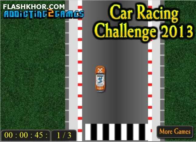 بازی آنلاین مسابقات ماشین سواری 2013 - ورزشی فلش