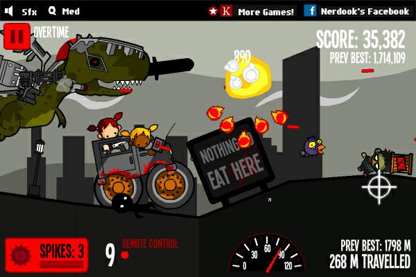 بازی آنلاین ماشین اتمی - ورزشی فلش