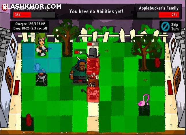 بازی آنلاین همسایه آزاری 2 - استراتژیک فلش